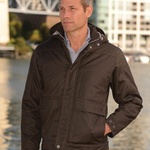 Stormtech Men's Outback Waxed Twill Jacket