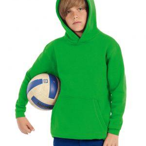 B and C Hooded Kid's Sweatshirt