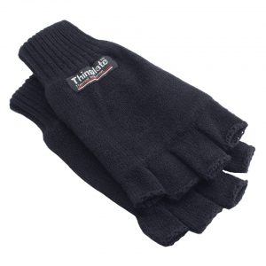 Yoko 3M Thinsulate? Half Finger Gloves