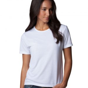 Xpres Ladies' Short Sleeve Subli Plusᄅ T-Shirt