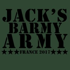 Barmy Army Stag Do T Shirts