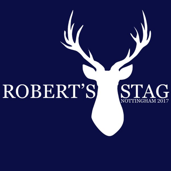 Stag Silhouette Stag Do T Shirts