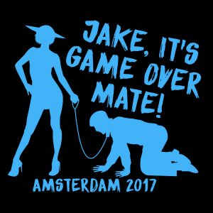 It's Game Over - Stag Do T Shirts