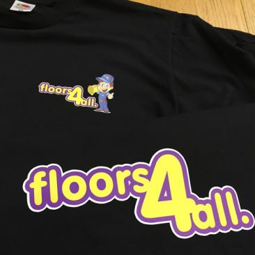 floors4all company uniform
