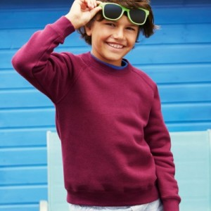 Childrens Crew Neck Sweatshirts
