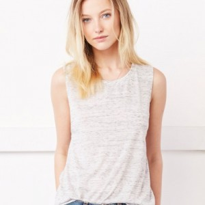 Womens Sleeveless Tops