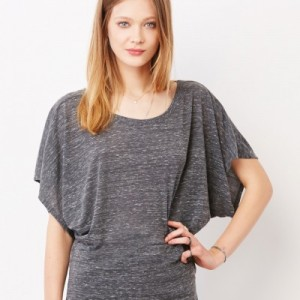 Womens Scoop Neck Tops