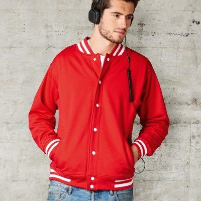 Mens Jacket Sweatshirts