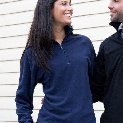 Womens 1/4 Zip Fleeces
