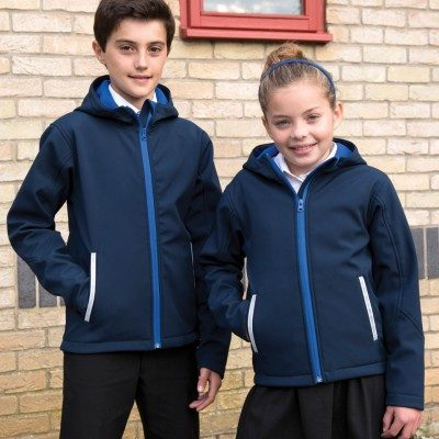 Childrens Softshell Jackets