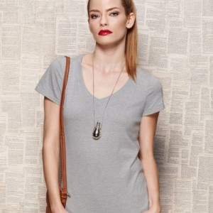 Womens V-Neck Tops