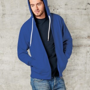 Mens Zipped Hoodies