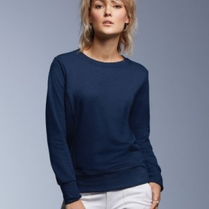 Womens Crew Neck Sweatshirts